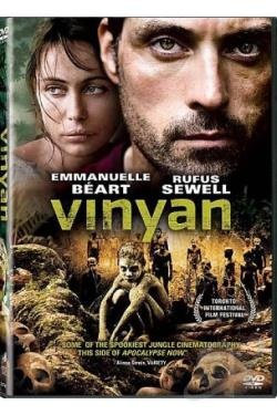 Vinyan DVD Cover Art