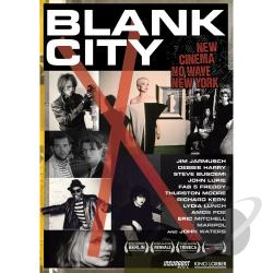 Blank City DVD Cover Art