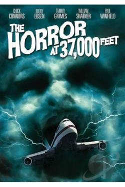 Horror at 37,000 Feet DVD Cover Art