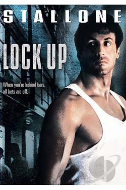 Lock Up DVD Cover Art