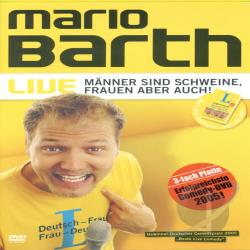 Mario Barth - Live DVD Cover Art