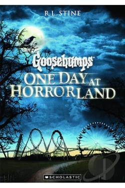 Goosebumps - One Day at HorrorLand DVD Cover Art
