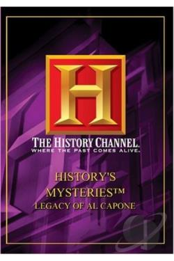 Legacy of Al Capone DVD Cover Art