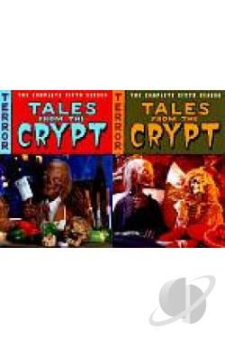 Tales from the Crypt - The Complete Seasons 5 & 6 DVD Cover Art