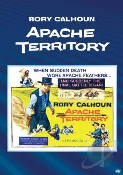 Apache Territory DVD Cover Art
