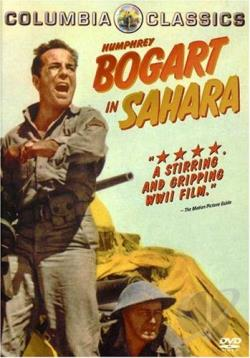 Sahara DVD Cover Art