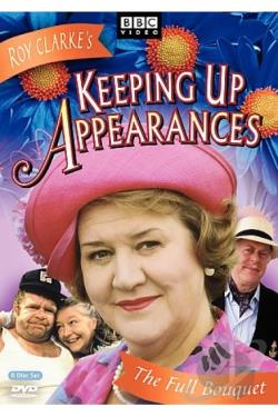 Keeping Up Appearances - The Full Bouquet: Series 1-5 DVD Cover Art