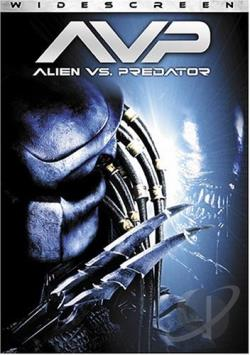 Alien vs. Predator DVD Cover Art