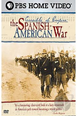 Crucible of Empire: The Spanish-American War DVD Cover Art