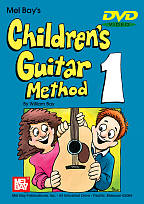 Children's Guitar Method, Vol. 1 DVD Cover Art