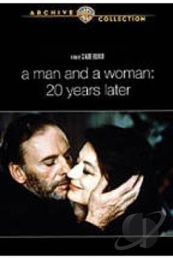 Man and a Woman, A - 20 Years Later DVD Cover Art