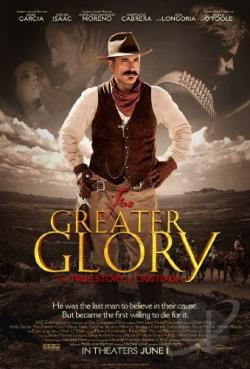 For Greater Glory DVD Cover Art