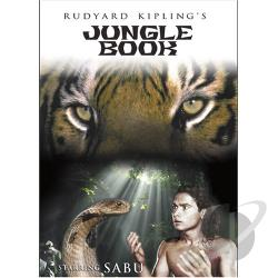 Jungle Book DVD Cover Art