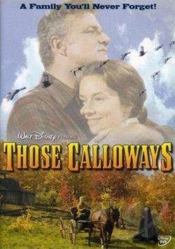 Those Calloways DVD Cover Art