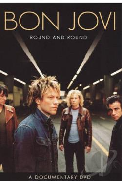Bon Jovi: Round and Round DVD Cover Art