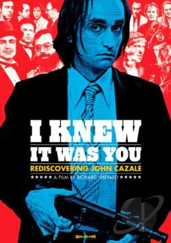I Knew It Was You DVD Cover Art