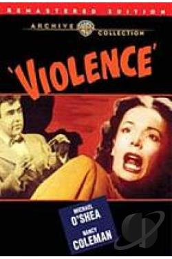 Violence DVD Cover Art