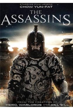 Assassins DVD Cover Art