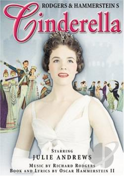 Cinderella DVD Cover Art