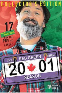 Red Green Show - 2001 Season DVD Cover Art
