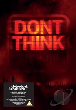 Chemical Brothers: Don't Think - Live from Japan DVD Cover Art