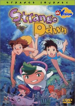 Strange Dawn Vol. 2: Strange Journey DVD Cover Art