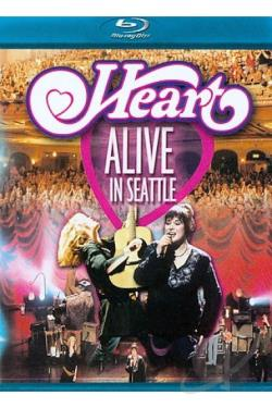 Heart - Alive In Seattle DVD Cover Art