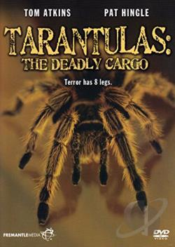 Tarantulas - The Deadly Cargo DVD Cover Art