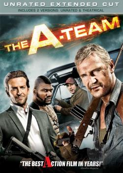 A-Team DVD Cover Art
