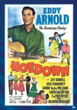 Hoedown DVD Cover Art