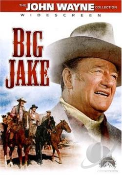 Big Jake DVD Cover Art