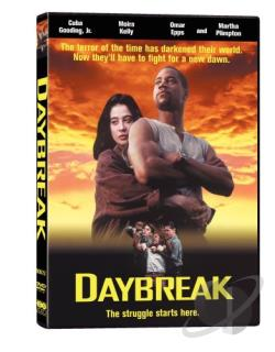 Daybreak DVD Cover Art