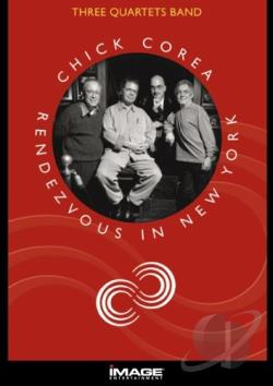 Chick Corea and Three Quartets Band DVD Cover Art