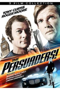Persuaders! - Triple Feature DVD Cover Art