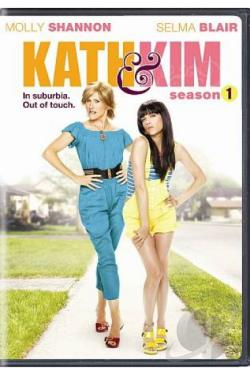 Kath & Kim - Season 1 DVD Cover Art