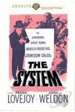 System DVD Cover Art