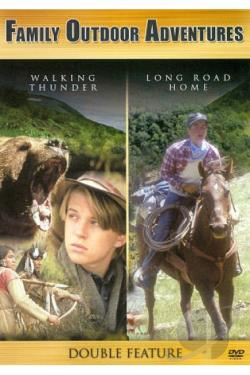 Walking Thunder/Long Road Home DVD Cover Art