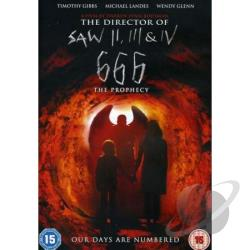 666: The Prophecy DVD Cover Art