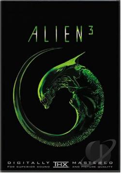 Alien 3 DVD Cover Art