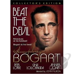 Beat the Devil DVD Cover Art