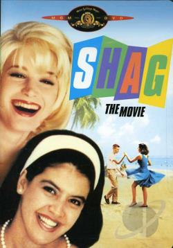 Shag, The Movie DVD Cover Art