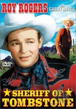 Sheriff of Tombstone DVD Cover Art