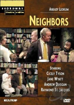 Neighbors DVD Cover Art