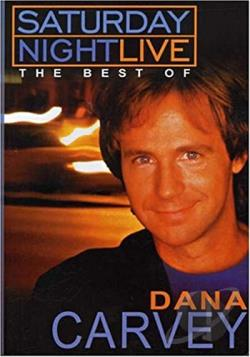 Saturday Night Live - Best of Dana Carvey DVD Cover Art