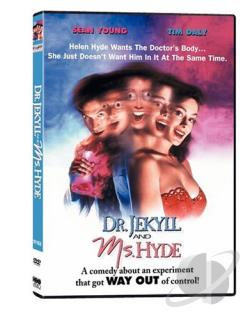 Dr. Jekyll And MS. Hyde DVD Cover Art
