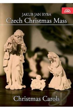 Ryba - Czech Christmas Mass; Traditional Czech Christmas Folksongs DVD Cover Art