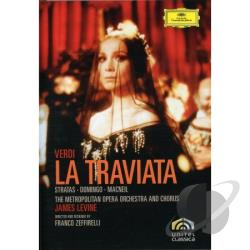 Verdi - La Traviata DVD Cover Art