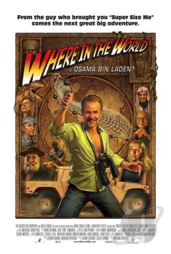 Where in the World is Osama Bin Laden? DVD Cover Art