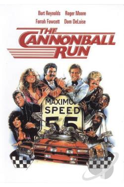 Cannonball Run DVD Cover Art