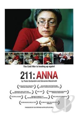 211: Anna DVD Cover Art